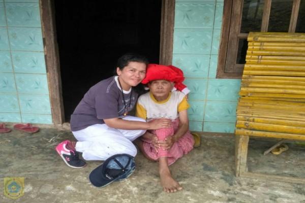 Home Care Lansia Resti Di Desa Kuta Dame Dusun Tanjung Rahu Dinas Kesehatan Kab Pakpak Bharat
